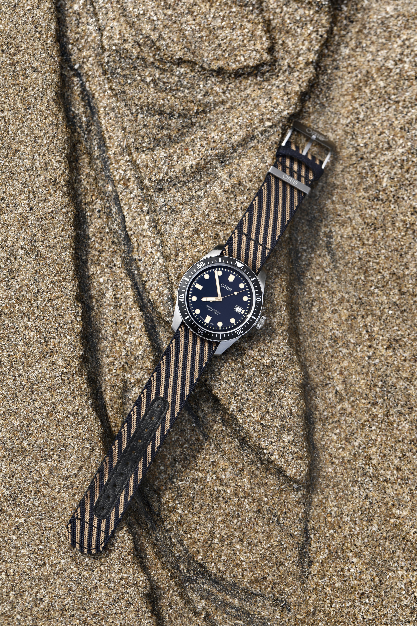 Cleanup Day Watch Reference  01 733 7720 4035-07 5 21 13 Oris Divers  Sixty-Five efe9dfdd1f