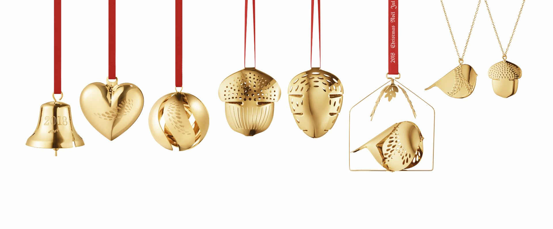 Georg Jensen Introduces Christmas Collectibles By Monica
