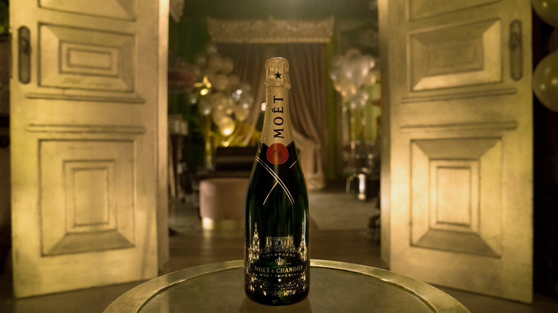 Moët Chandon Present A Tribute To French Art De Vivre With